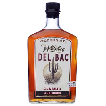 Del Bac Classic Unsmoked Whiskey