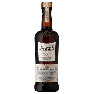 Dewar's 18yr Blended Scotch Whisky