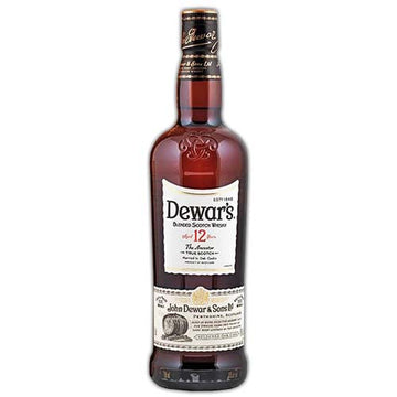 Dewar's 12yr Blended Scotch Whisky