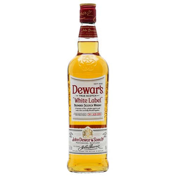 Dewar's White Label Scotch Whisky
