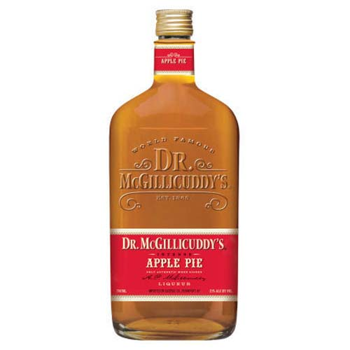 Dr. McGillicuddy's Intense Apple Pie Liqueur