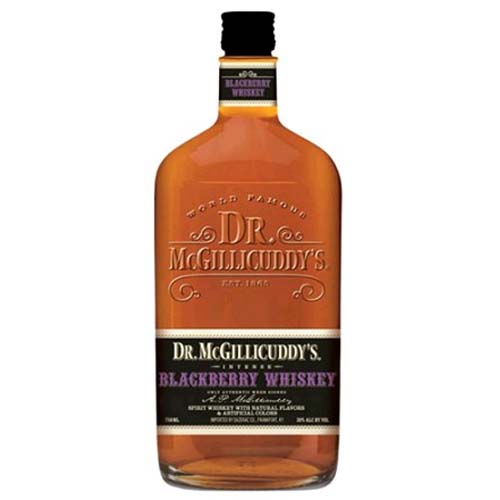 Dr. McGillicuddys Blackberry Whiskey