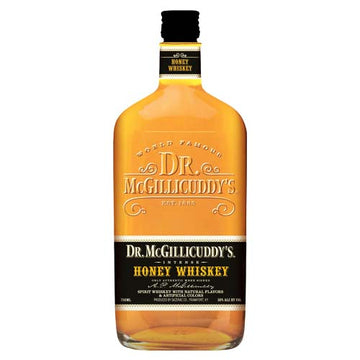 Dr. McGillicuddys Honey Whiskey