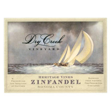Dry Creek Vineyard Heritage Vines ZInfandel 2017