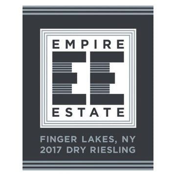 Empire Estate Dry Reisling 2017