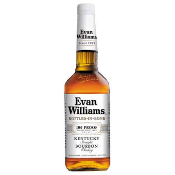 Evan Williams Bottled in Bond 100 Proof