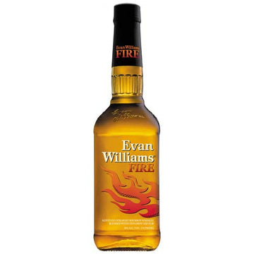 Evan Williams Fire Whiskey