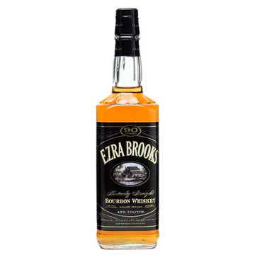 Ezra Brooks Black Label Bourbon
