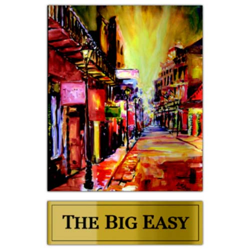 Fess Parker The Big Easy 2016