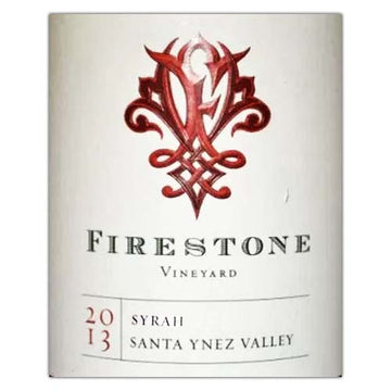 Firestone Vineyard Syrah 2013