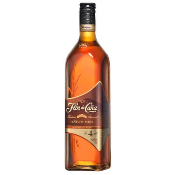 Flor de Cana 4 Year Old Gold Rum