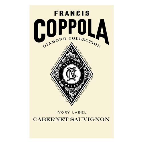 Francis Ford Coppola Cabernet Sauvignon Diamond Label