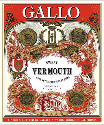 Gallo Sweet Vermouth