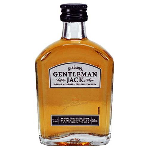 Jack Daniel's Gentleman Jack Tennessee Whiskey 50ml - 12pk