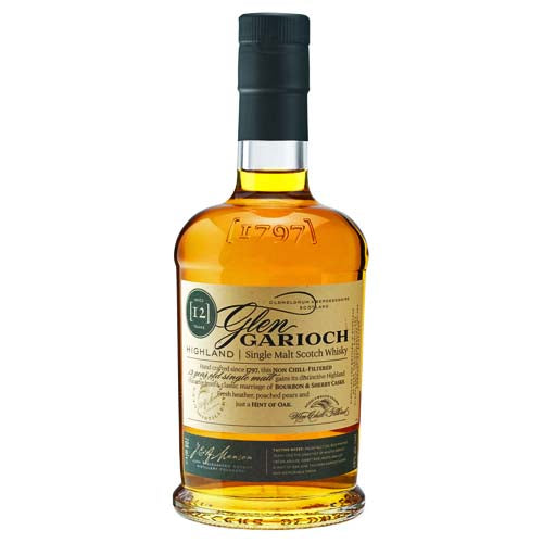 Glen Garioch 12yr Single Malt Scotch
