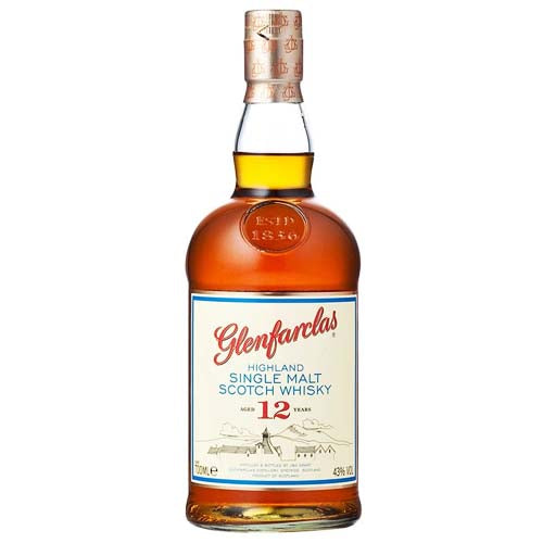 Glenfarclas 12yr Single Malt Scotch