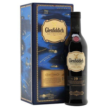 Glenfiddich 19yr Age of Discovery Bourbon Cask Reserve
