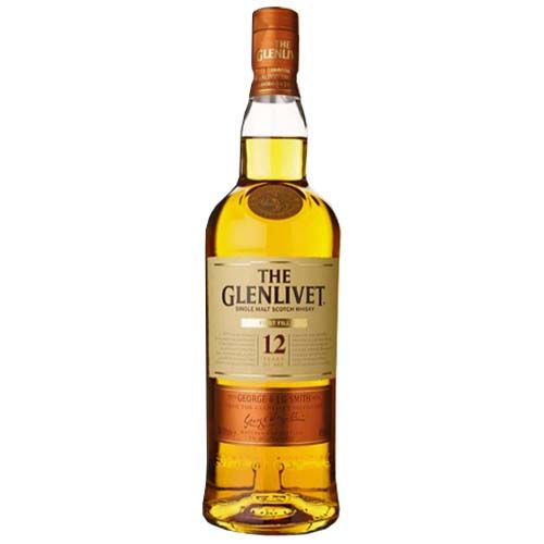 Glenlivet 12yr First Fill Exclusive Edition