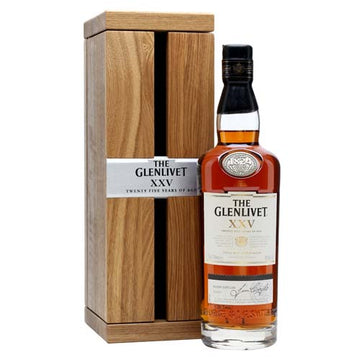Glenlivet 25yr Single Malt Scotch Whisky