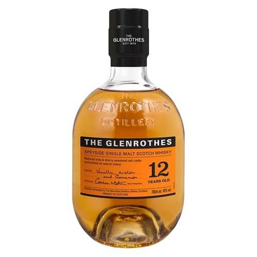 Glenrothes 12yr Single Malt Scotch