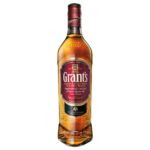 Grants Blended Scotch Whiskey