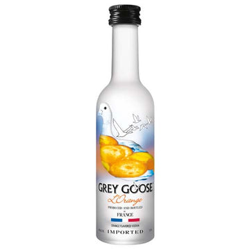 Grey Goose L'Orange Vodka 50ml - 12pk