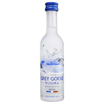 Grey Goose Vodka 50ml - 12pk