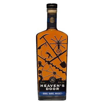 Heavens Door Double Barrel Whiskey