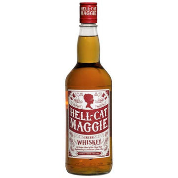Hell Cat Maggie Whiskey