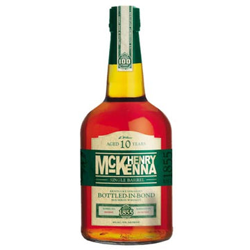 Henry McKenna 10yr Single Barrel Bourbon