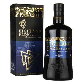 Highland Park Valknut Single Malt Scotch