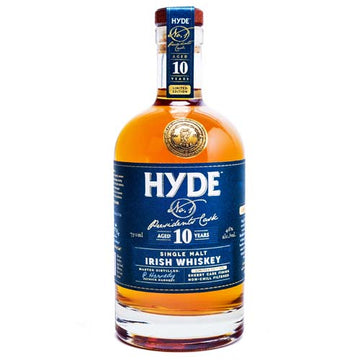 Hyde No. 1 Presidents Cask 10yr Irish Whiskey - Sherry Cask Finish
