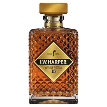 I W Harper 15yr Kentucky Straight Bourbon Whiskey