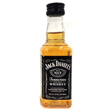 Jack Daniel's Black Label Tennessee Whiskey 50ml - 10pk