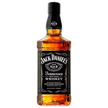Jack Daniels Black Label Tennessee Whiskey
