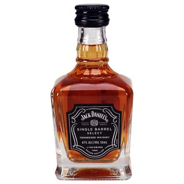 Jack Daniels Single Barrel Tennessee Whisky 50ml - 12pk