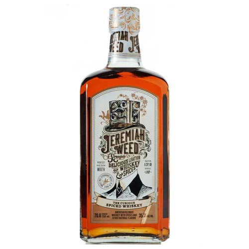 Jeremiah Weed Spiced Whiskey