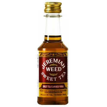 Jeremiah Weed Sweet Tea Vodka 50ml - 10pk
