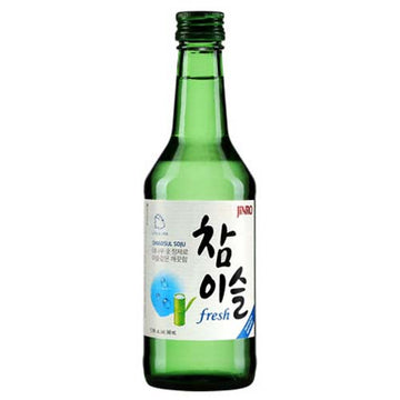Jinro Soju Chamisul Fresh 375ml