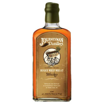 Journeyman Buggy Whip Wheat Whiskey