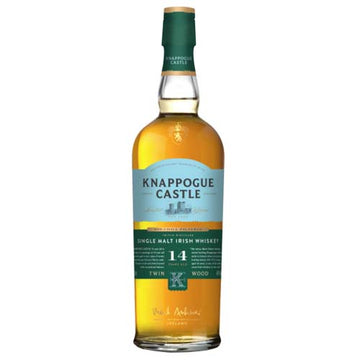 Knappogue Castle 14yr Twin Wood Irish Whiskey