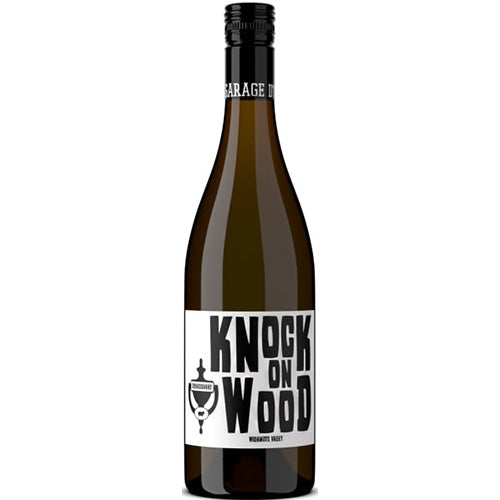 Knock on Wood Willamette Valley Chardonnay 2015