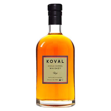 Koval Single Barrel Rye Whiskey