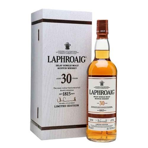 Laphroaig 30yr Single Malt Scotch