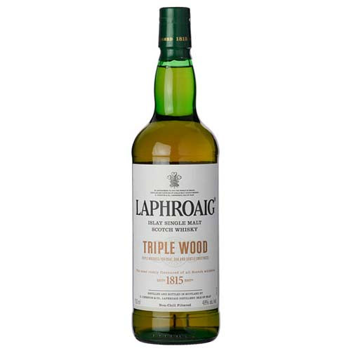 Laphroaig Single Malt Scotch Triple Wood