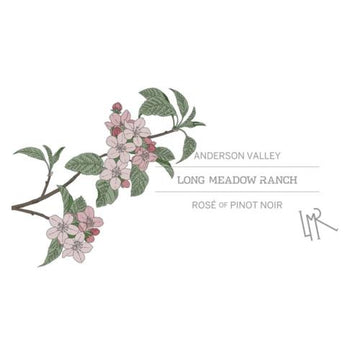 Long Meadow Ranch Rose of Pinot Noir 2018