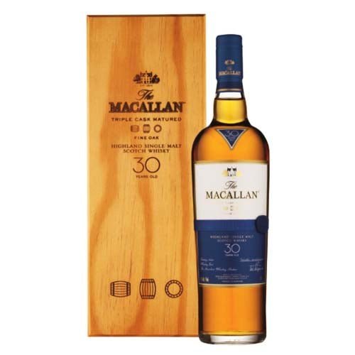 Macallan Single Malt Scotch - Fine Oak Series 30 year