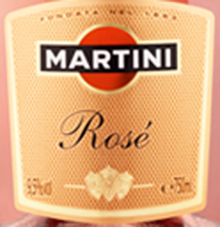 Martini & Rossi Rose Sparkling Wine