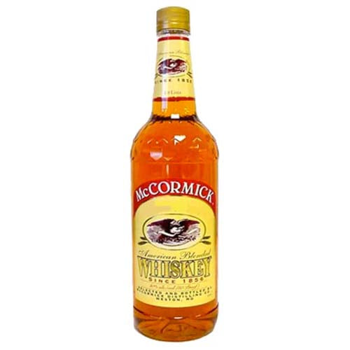 McCormick Blended Whiskey