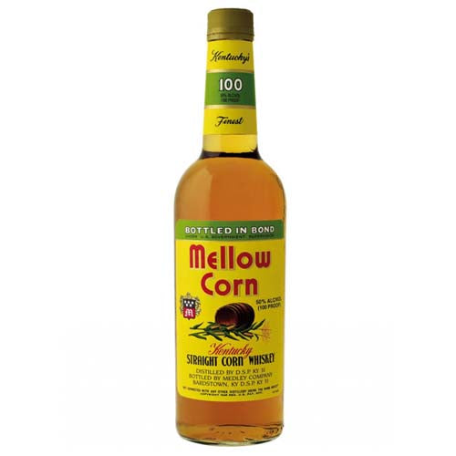 Mellow Corn Kentucky Straight Corn Whiskey